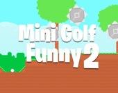 Забавный минигольф 2