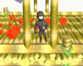 Забег Ниндзя 3D