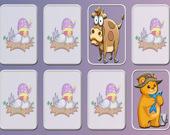 Игра на память: Животные
