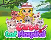 Милые котики в больнице