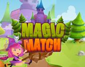 Волшебство: игра  на соответствие