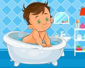 Детская Ванна: игра-головоломка