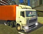 Симулятор настоящего городского грузовика