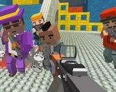 Оружие наголо: Кубический бандит