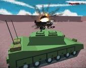 Вертолеты и танки. Буря в пустые