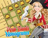 Пиратские Острова: Нонограммы