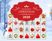 Рождественский маджонг 2020