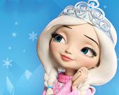 Волшебная сказка о маленькой принцессе
