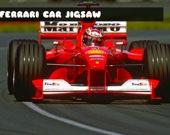 Ferrari - Пазл