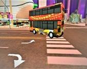 Пассажирский футбольный автобус