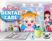 Малышка Хейзел: заботимся о зубах