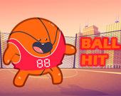 Удар мяча