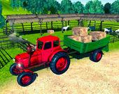 Симулятор грузового трактора