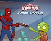 Человек-паук убивает зомби