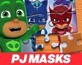 Герои в масках - Пазл