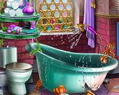 Роскошный дизайн ванной