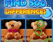 Найди 500 отличий