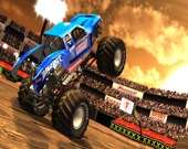 Гонки в пустыне: Monster truck 2019