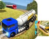 Водитель нефтяного танкера