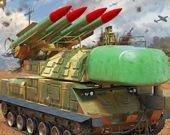 Ракетная атака армии США