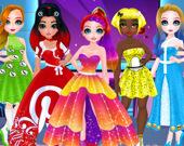 Модная принцесса: Социальные сети