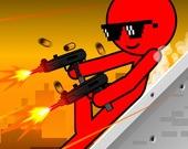 Хаос: Стикмен с оружием