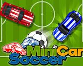 Футбол с мини-машинками