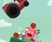 Пукающая свинья