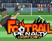 Футбольный пенальти