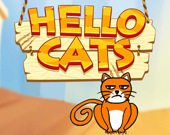 Привет, кошки