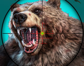 Охота на дикого медведя