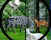 Настоящая Охота на Животных в Джунглях