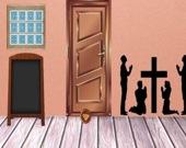 Побег из дома священника
