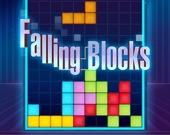 Падающие блоки - Тетрис