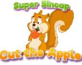 Разрежь яблоко