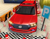 Парковка джипов 3D