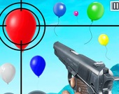 Стрельба в воздушные шары