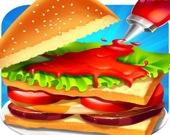 Собери сэндвич