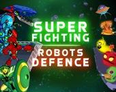 Супер боевые роботы: Оборона