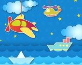 Детские мультфильмы: игра-головоломка