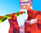 КОГАМА: Рождественский паркур