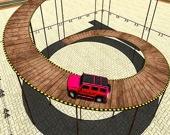 Невозможные трюки: Машины Прадо