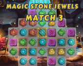 Волшебный Драгоценный Камень: Три в Ряд