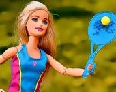 Модная Блондинка-кукла