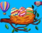 Яйцо Подпрыгивает Вверх