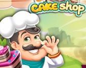 Магазин пирожных от шефа