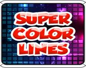 Супер цветные линии