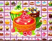 Маджонг: соедини кексы