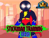 Стикмен: тренировка героя