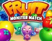 Подбери фруктовых монстров